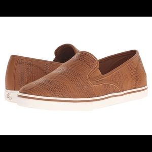 Ralph Lauren Janis Slip On Shoes